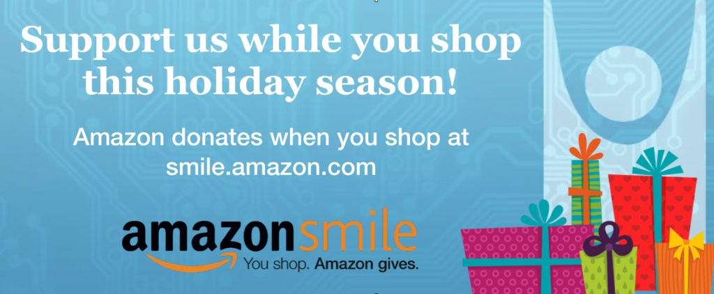 Shop for all your goodies and gadgets through Amazon and Humanist Community benefits! Click the image for the link.